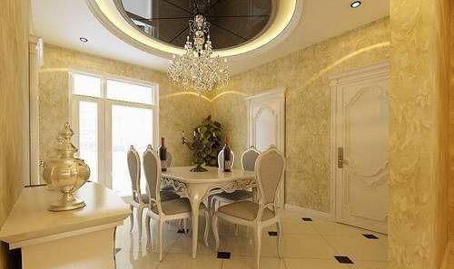 欧式风格装修让豪华大气与惬意浪漫来个完美约会