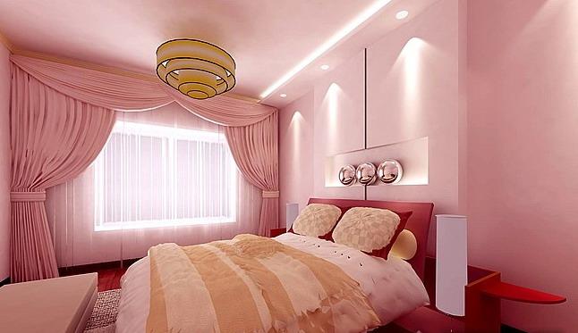 多款欧式简约风格女孩卧室-装修保障网