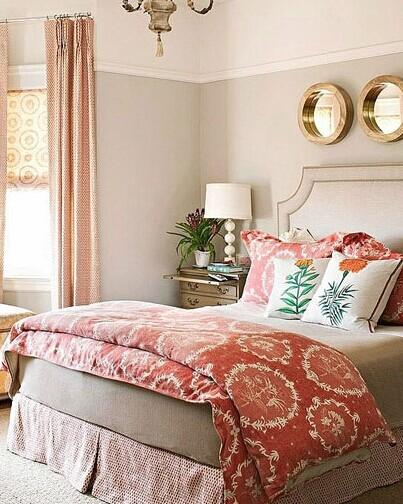 最浪漫的事 就是和你一起布置婚房卧室图片