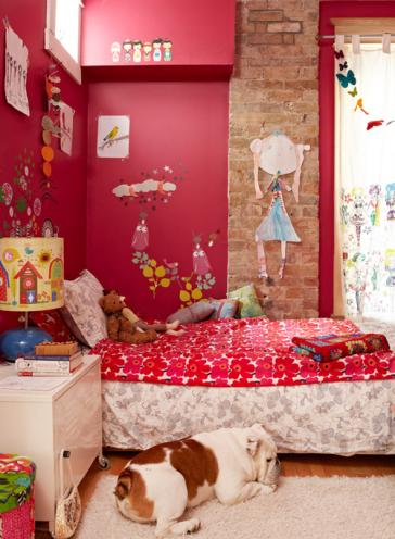 儿童房装修的搭配技巧及注意事项