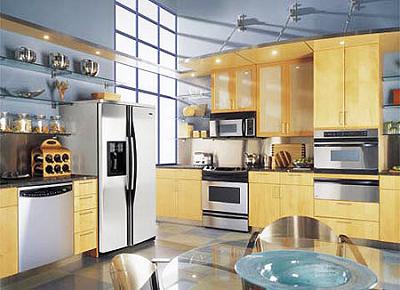厨房风水,厨房效果图