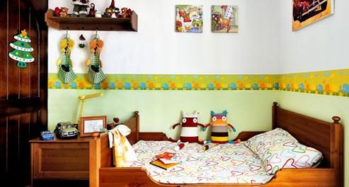 经典田园风格设计 卧室图片