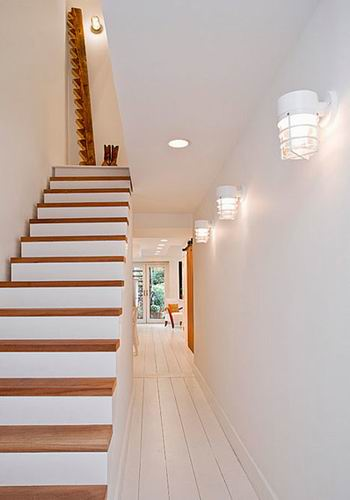 北欧风格别墅欣赏 楼梯图片