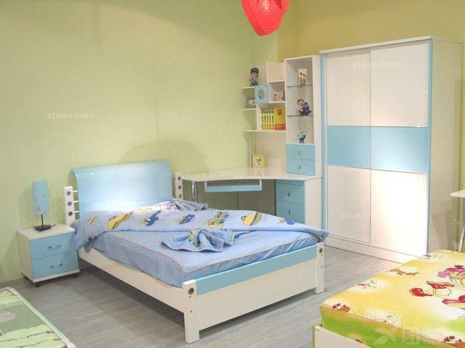 儿童房间风水二小结,儿童房装修效果图