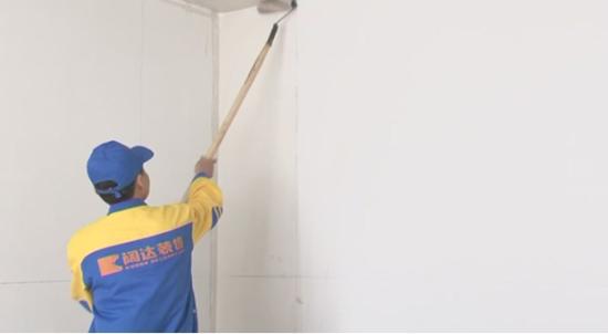装修流程:油漆及乳胶漆施工(一)