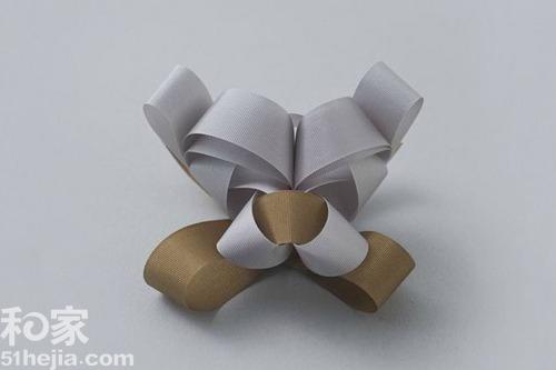 diy手工饰品:10款diy动物丝带装饰之效果图