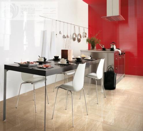 从风水角度出发 旺财餐桌造型选择窍门