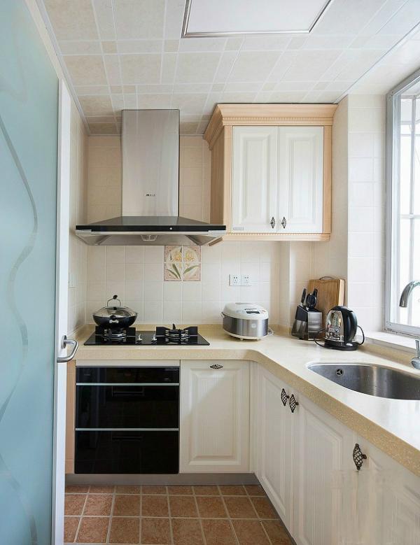 小户型厨房装修注意事项