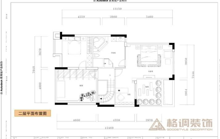 依山郡之180平米法式新古典洋房  设计施工单位: 重庆格调装饰  楼盘