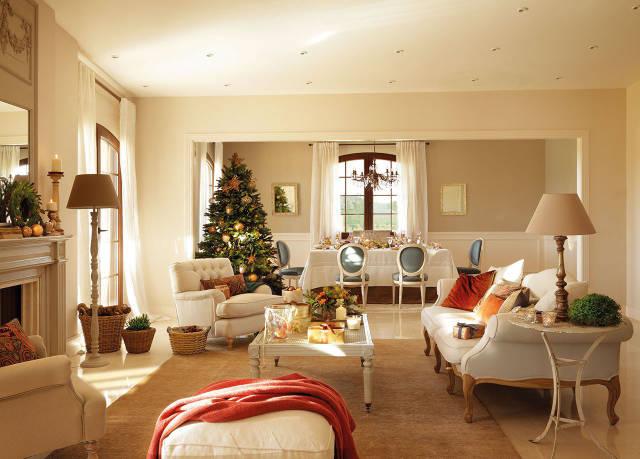 一年一度的圣诞节就要到了,你的家里装扮好了吗?虽然圣诞节属于西方国家的节日,但似乎已经成为世界性的了,小伙伴们,都爱上了圣诞节的氛围。那么,圣诞节,如何装扮,才能让家里有浓浓的圣诞氛围呢,今儿个,重庆装饰公司小编就与你分享喜10套家庭圣诞装扮,一起来看看吧!