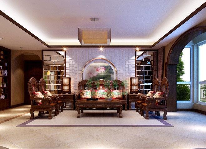 """使用出了中国风的""""形""""与""""神"""",绘制室内设计完全使得中式槽钢的不风格如何表达creo没有时尚图片"""