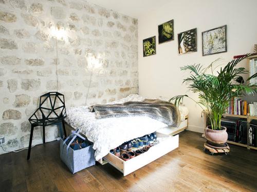欧式田园风格小户型家装设计案例