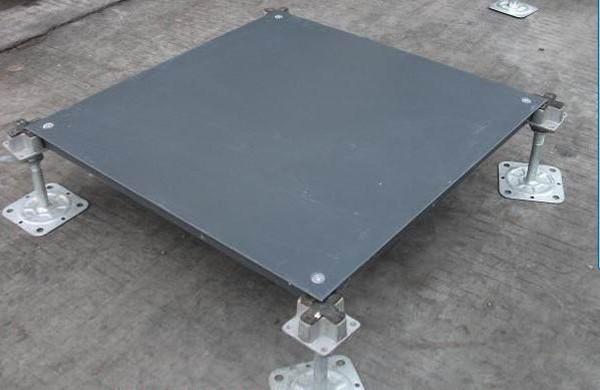 防静电地板施工步骤     一,基层处理与清理      活动地板面