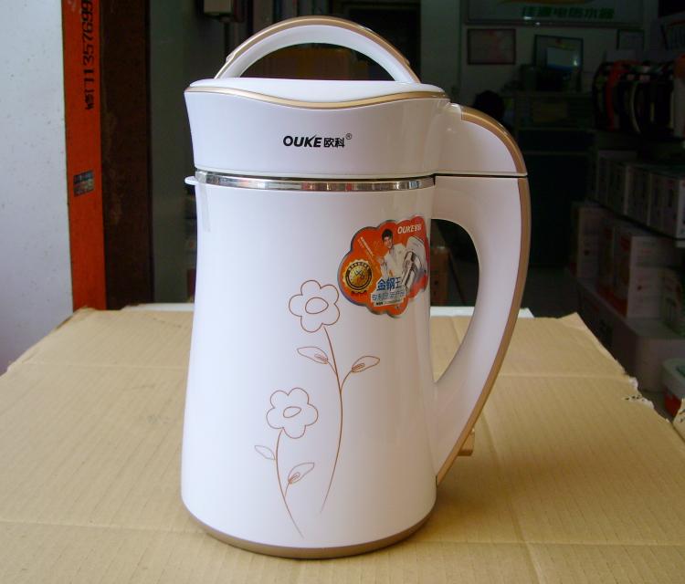 欧科豆浆机怎么用_欧科豆浆机怎么样 欧科豆浆机价格
