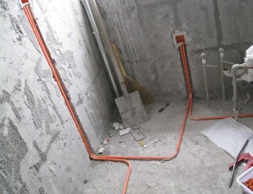 家装电路改造的施工要点