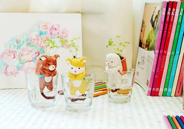 创意花瓶设计 给家居增添美感