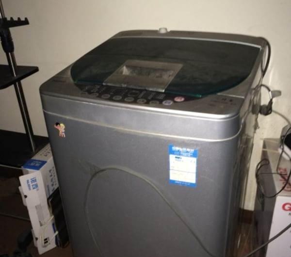 海尔小神童全自动洗衣机