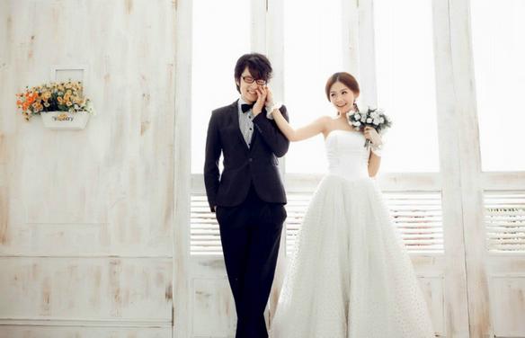 韩式风格婚纱照特点介绍
