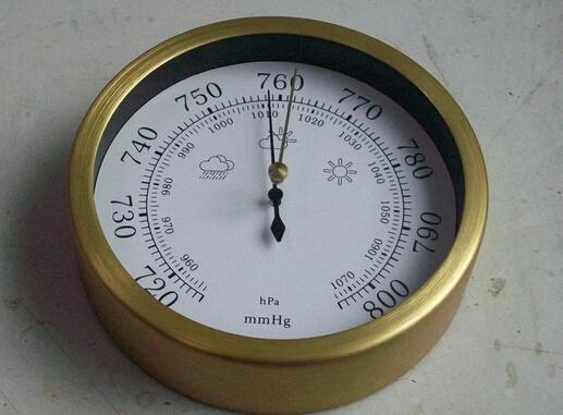几分钟教你看懂气压表图片