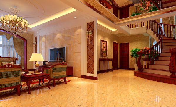 客厅铺地板还是地砖?