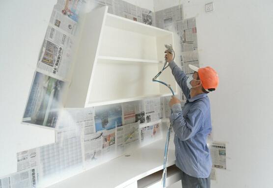 油漆施工流程告诉你,家装油漆工程必备油漆工序