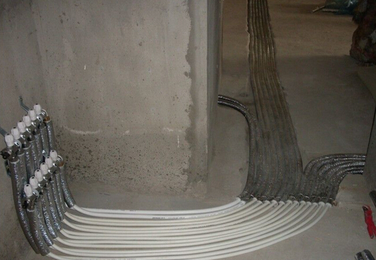 家用暖气管道安装步骤