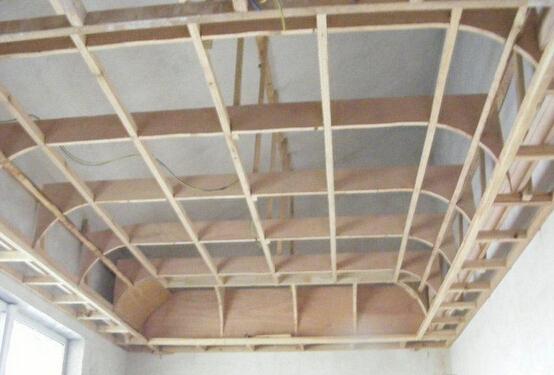 木工拱形画法步骤