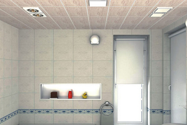 PVC扣板吊顶安装