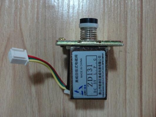 燃气热水器电磁阀工作原理作用及维修图片