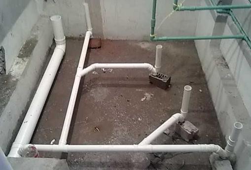 pp-r马桶的下水管口位置是建筑