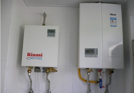 燃气热水器林内和能率比较