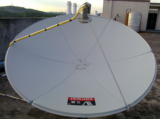 小卫星锅信号质量是0怎么办图片