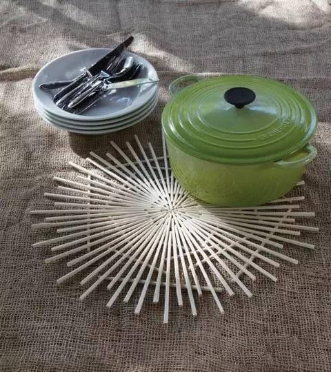 筷子灯罩制作图解