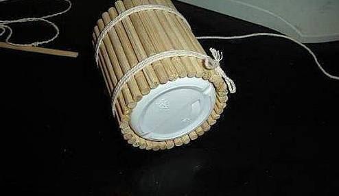 家居DIY 一次性筷子的华丽大变身 一次性筷子手工DIY教程