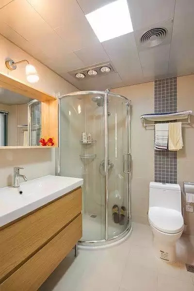 成都房屋装修效果图-120平米3室现代简约风格