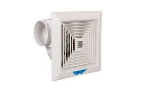 卫生间排风扇的尺寸及安装方法