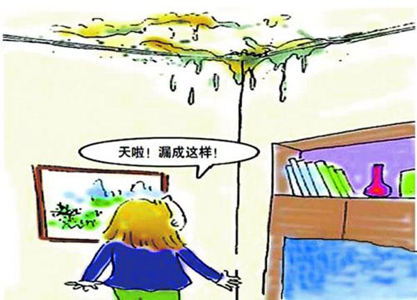 屋顶漏水维修大全-家卫士装饰