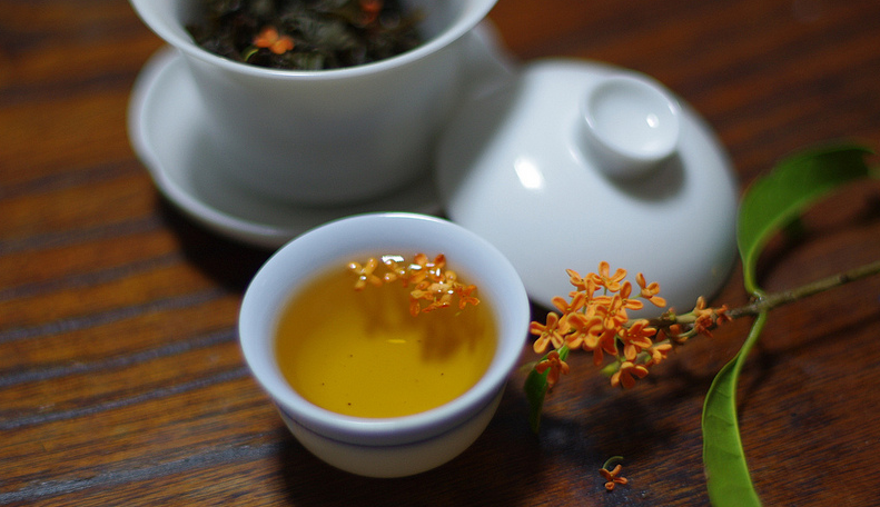 【图】桂花茶功效有哪些