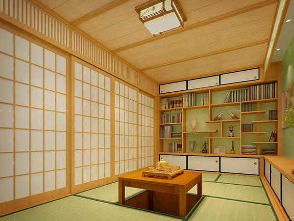 日式风格室内设计特点 日式风格元素设计要点