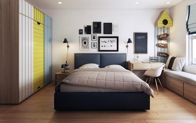 卧室可以贴海报吗