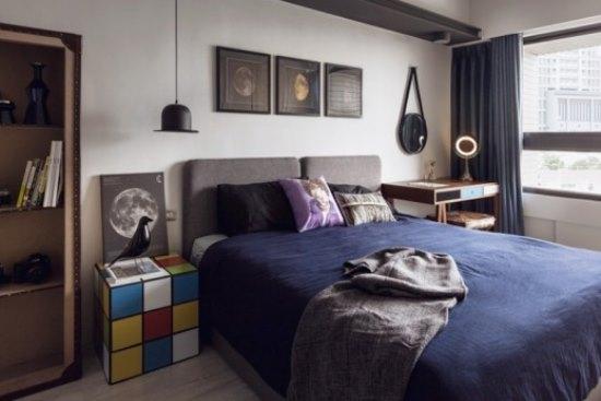 单身公寓装修设计这样做 包你满意!图片