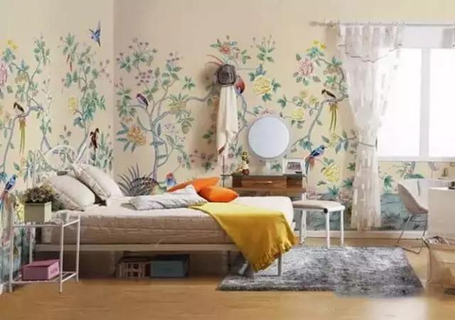中式风格卧室设计 小清新的公寓