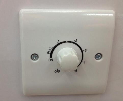 吊扇调速器安装方法介绍