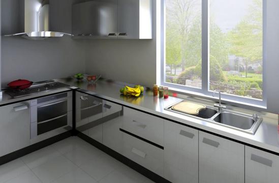 厨房不锈钢台面特点有哪些 厨房不锈钢台面贵不贵