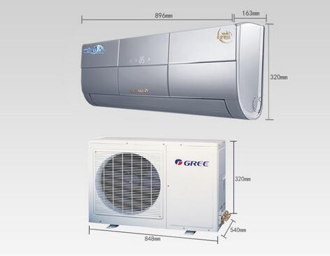 格力i酷空调过滤网图解
