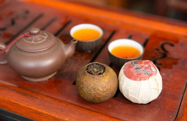 乌龙茶的泡法_【图】新会柑普茶有什么功效作用 柑普茶新泡法 - 装修保障网
