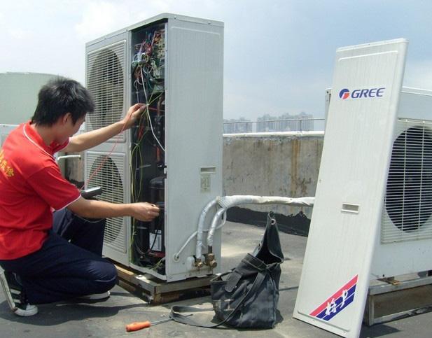 分享空调拆装方法 空调如何拆装