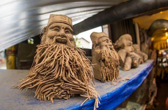 【图】工艺品竹根雕材料选择 工艺品竹根雕图片图片