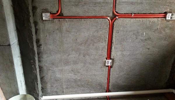 教你家庭水电如何安装 水电工程施工方案