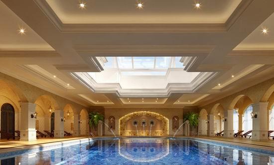 别墅游泳池标准尺寸 室内游泳池使用注意事项